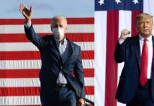 Americans Face Stark Choice as Last Day of Election 2020 Dawns