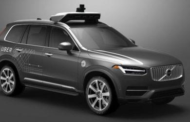 Uber halts California self-driving cars test