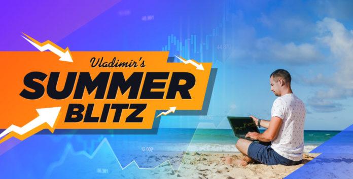 Vladimir's Summer Blitz
