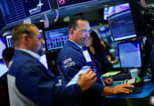 Wall Street Slips On Political Tensions, Recession Fears