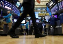 Wall Street Gains As Investors Buy The Dip; Stimulus Measures In Focus