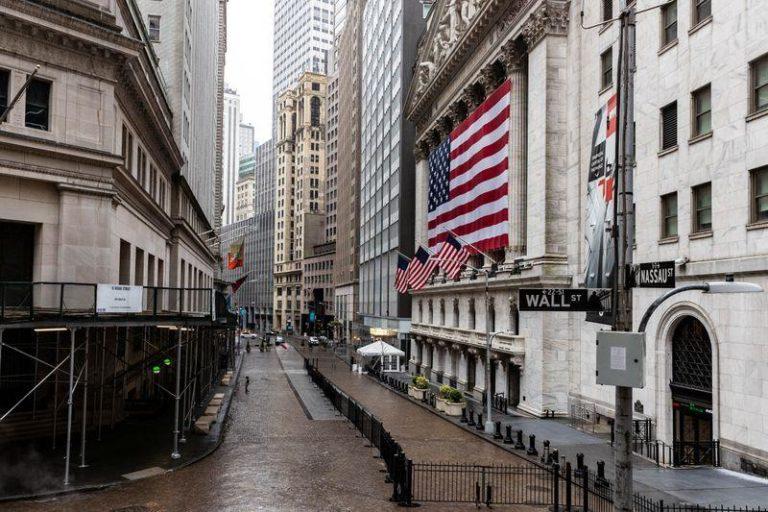 Wall Street Gana a Medida que los Estados Unidos Comienzan a Reabrir