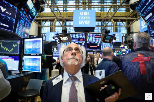 Wall Street Flat As Citi Results Weigh On Bank Shares