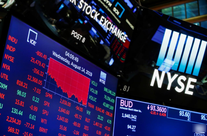 Wall Street Rises After Strong Retail Sales Data, Walmart Earnings