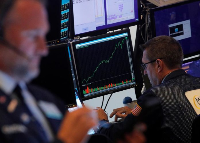 Wall Street Slides After Saudi Attacks; Energy Stocks Surge