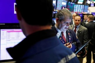 Wall Street Treads Water With Tariff Deadline In Focus
