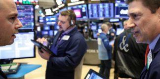 Wall Street treads water, eyes on U.S.-China trade talks