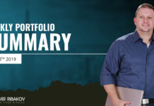 Weekly Portfolio Summary February 8th 2019