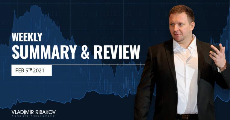 Weekly Trades Summary February 5th 2021