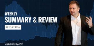 Weekly Trades Summary July 24th 2020