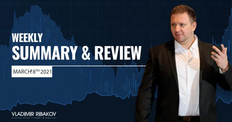 Weekly Trades Summary March 8th 2021