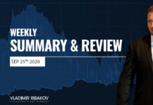 Weekly Trades Summary September 24th 2020