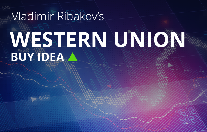Cex Io Review >> WesternUnion Buy Opportunity Forming - Vladimir Ribakov