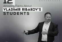Amazing Facts About Vladimir Ribakov's Students