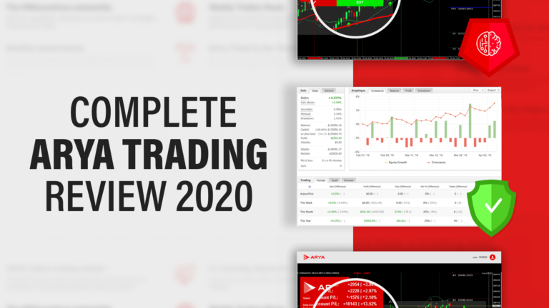 ARYA Trading Review (Automated Trading in 2020)   Legit or Fraud?