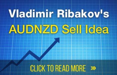 Good AUDNZD Intraday Sell Idea