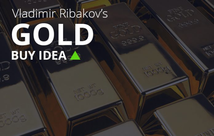 Potential Gold Buy Idea At The End Of A Bullish Cycle