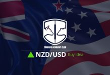 NZDUSD Magnet Zone Provides Buy Opportunity