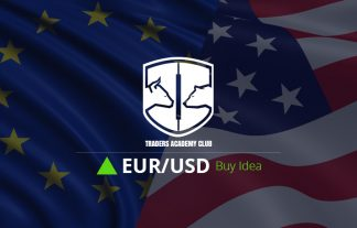 EURUSD Short Term Buys From The Bottom Of The Channel