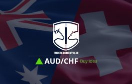 AUDCHF Buy Opportunity From The Bottom Of The Range