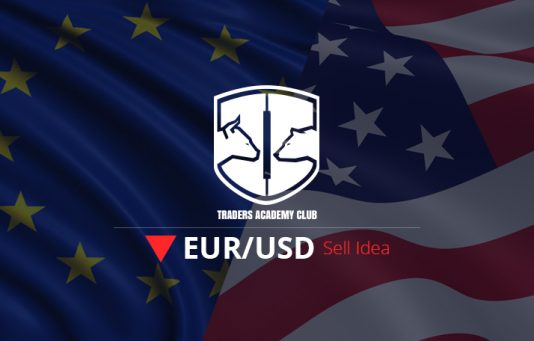 EURUSD Critical Zone Provides Sell Opportunity