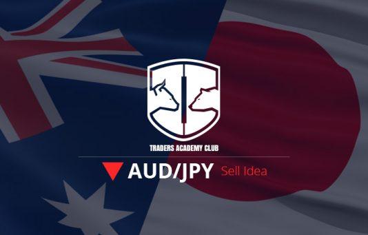 AUDJPY Range Idea For Sells