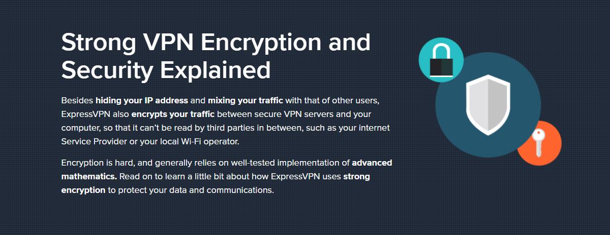 ExpressVPN Security