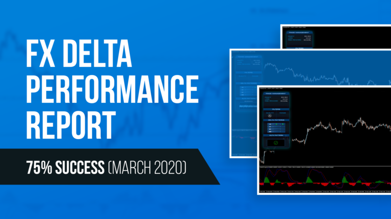 Forex FX Delta Trading Review | March 2020 – 75% Success Rate