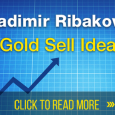 Gold Sell Idea Near A Magnet Zone