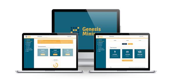 Genesis Pool Mining
