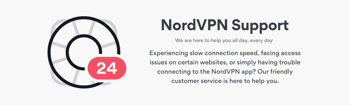NordVPN Customer Support Department