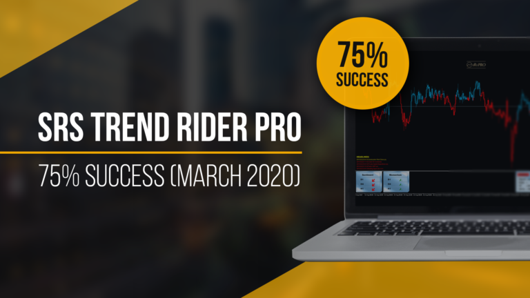 sRs Trend Rider Pro Review | March 2020 – 75% Success Rate