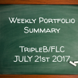 Weekly Performance Summary July 21st – sRs, Triple B, FLC